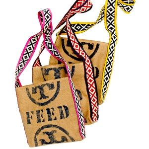Tory Burch x FEED x Holt Renfrew Limited Ed. Bag